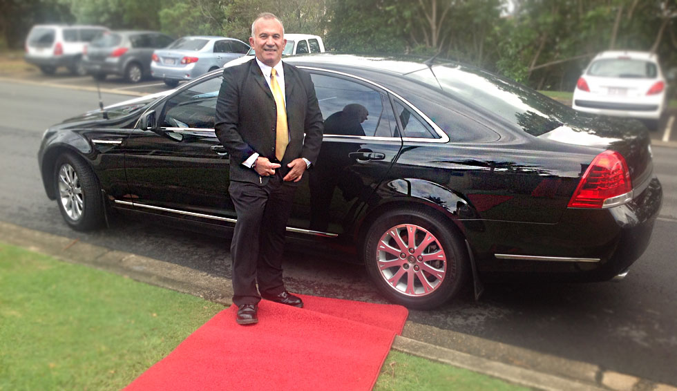 chauffeured cars gold coast