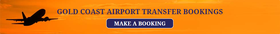 luxury airport transfer to gold coast