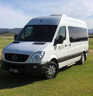 mini van hire tweed coast
