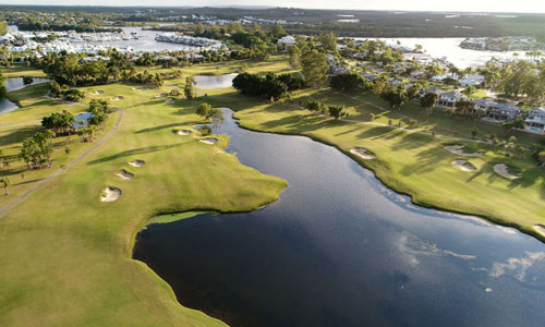 golf tours gold coast