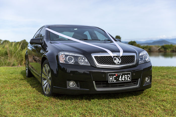 byron bay wedding cars